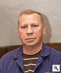 Владимир Григорьев. Слесарь–электрик