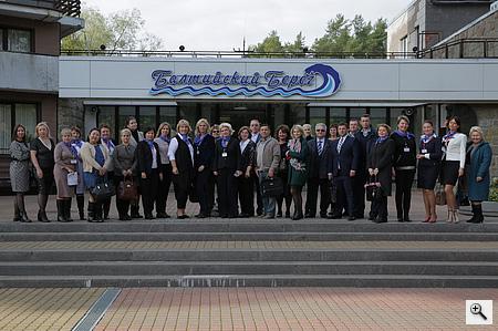 Общая фотография участников встречи