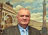 начальник Петербургского метрополитена Владимир Гарюгин