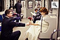 "фотоконкурс ""Я встречаю весну в метро!"""