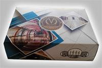 коробка с юбилейными жетонами «Типы станций»