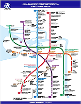 Saint Petersburg Subway Map In English.Official Site Of St Petersburg Metro