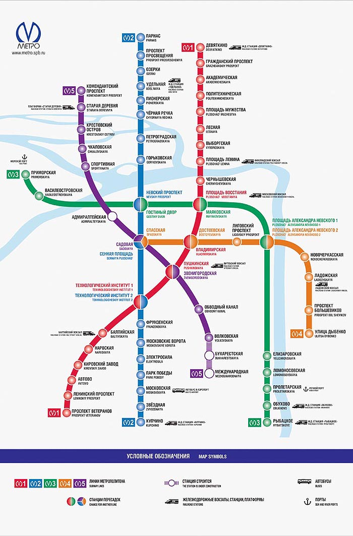 Subway Map Saint Petersburg.Getting Around St Petersburg By Metro Public Transport Taxi Rent